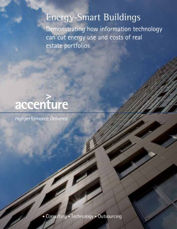 Energy-smart buildings at Microsoft - Download Center