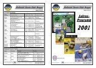 Jahres- Programm 2001 - RTCA