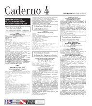 CADERNO 4 1 QUARTA-FEIRA, 08 DE FEVEREIRO DE 2012 ...