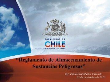 DEL ALMACENAMIENTO DE SUSTANCIAS PELIGROSAS - Asimet