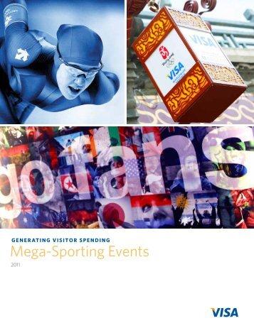 Mega-Sporting Events report - Visa's Blog – Visa Viewpoints
