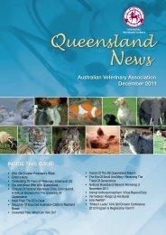 December 2011 - Australian Veterinary Association