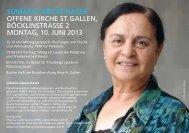 sumaya farhat-naser offene kirche st. gallen ... - Forum SOSOS