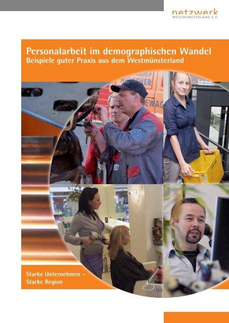 Personalarbeit im demographischen Wandel - Netzwerk ...