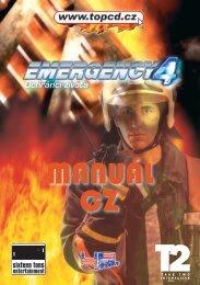 Emergency 4 Manual CZ.pdf - TOPCD.cz