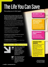 Revision in minutes - GCSE English Revision - Result! magazine