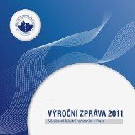 Výroční zpráVa 2011 - Všeobecná fakultní nemocnice v Praze