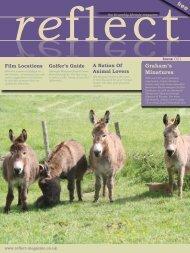 Graham's Minatures - Reflect Magazine