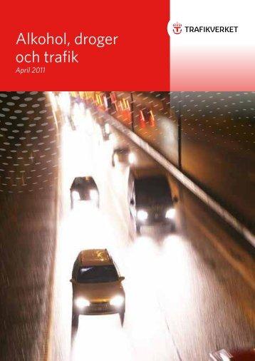 Broschyr om alkohol, droger och trafik - Falu Kommun