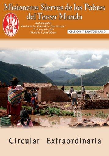 Misioneros Siervos de los Pobres del Tercer Mundo