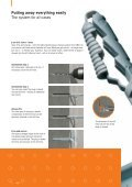The versatile plug-in dowel system from OBO - OBO Bettermann - Page 2