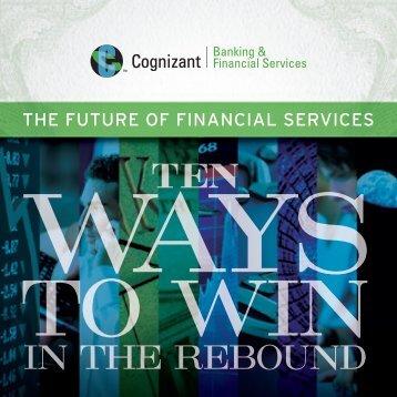 Ten Ways to Win in the Rebound - Cognizant