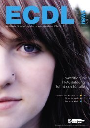 ECDL News 32, 2011 - OCG