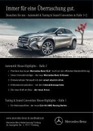Mercedes-Benz - Automobil Freiburg