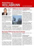 Amtliche Nachrichten aus - Hollabrunn - SPÖ - Seite 2