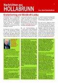 Amtliche Nachrichten aus - Hollabrunn - SPÖ - Seite 4