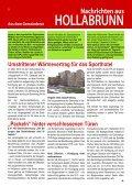 Amtliche Nachrichten aus - Hollabrunn - SPÖ - Seite 5