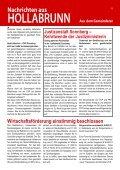 Amtliche Nachrichten aus - Hollabrunn - SPÖ - Seite 6