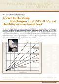 wieland-haustechnik + + + + + + news - cuprotherm - Seite 6