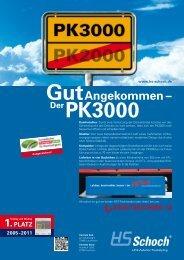 GutAngekommen – PK3000 Der +49(0) - HS Schoch