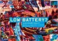 LOW Battery?