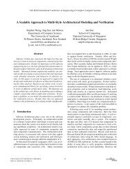A Scalable Approach to Multi-style Architectural Modeling and ...