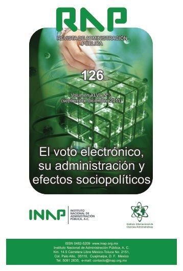 Número 126 - Inap