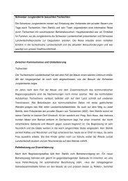 Schweizer Junglandwirte besuchten Tschechien Die ... - UFA-Revue