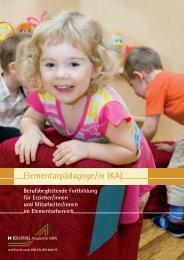 Elementarpädagoge_A4_Einzelseiten.qxd (Page 2) - Kolping ...