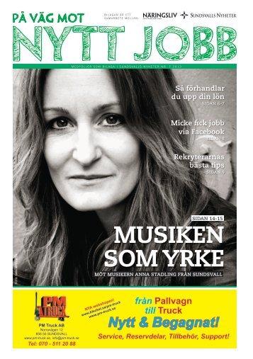 Nytt & Begagnat! - Sundsvalls Nyheter