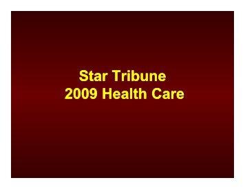 Guild Presentation - Star Tribune