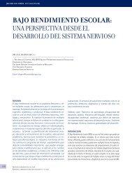 BAJO RENDIMIENTO ESCOLAR: una perspectiva - Clínica Las ...