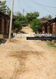 Reiserapport fra Colombia - Fokus