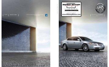Buick lucerne - VinSolutions