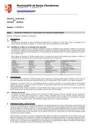 Préavis n° 04-06.11- SDIS Morgeret - Bussy-Chardonney