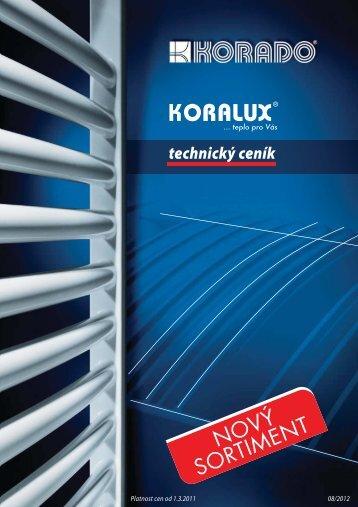 Koralux.pdf - KORADO, as