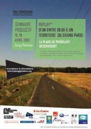 la plaine de pierrelaye bessancourt - Les Ateliers