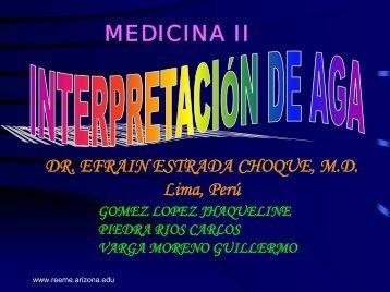 Hepatopatias-Acido-Base - Reeme.arizona.edu