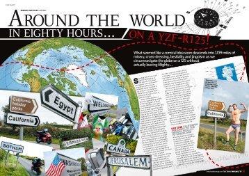 Around the World - Fast Bikes