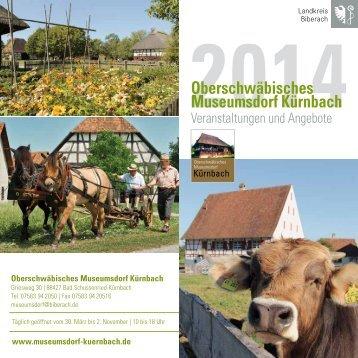 2014 Oberschwäbisches Museumsdorf Kürnbach