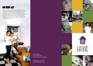 Haus Hayag – Flyer