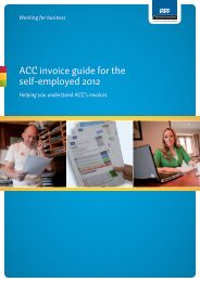 2012/13 CoverPlus invoice guide (PDF 2.4M) - ACC