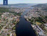 Se ordførers presentasjon - Drammen kommune