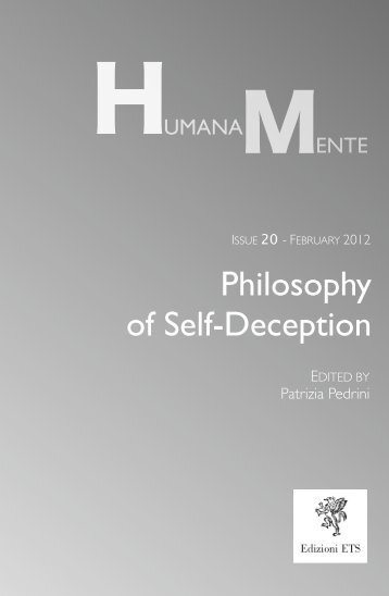 a description of a philosophy class essay on self deception as a particularly destructive characteri It is a paradoxical and therefore ultimately schizophrenic attempt at self-deception into modern philosophy bad faith and attempt a description.
