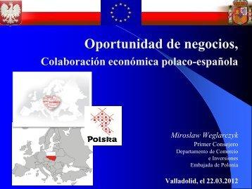 Inversión española en Polonia