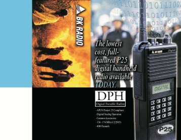 DPH (digital) - Paging & Wireless Service Center