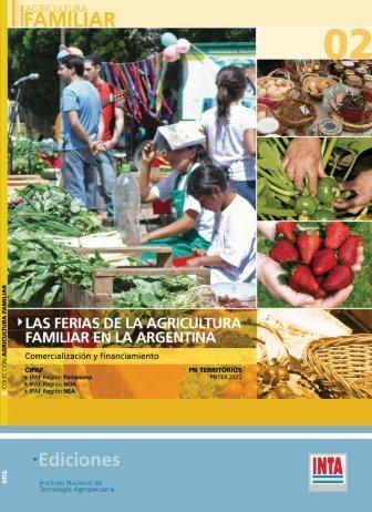 Las ferias de la Agricultura Familiar en la Argentina - Fundación ...