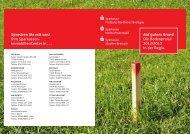 Bodenpreise 2012/2013 - Sparkasse Staufen-Breisach