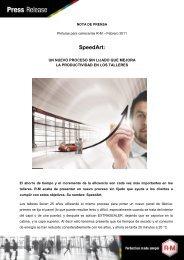 SpeedArt - Un nuevo proceso de lijado que mejora la ... - El Chapista