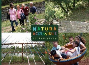 Natura Accessibile in Lunigiana - Aicod